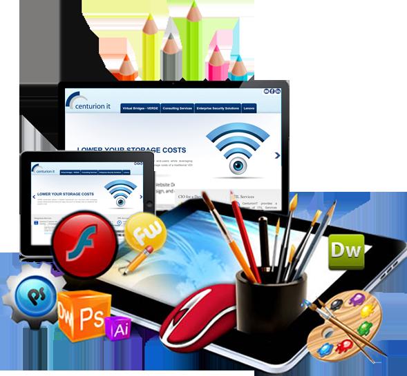 ebeamsinfotech web designing
